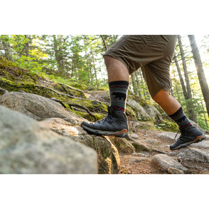 Hiking with Darn Tough socks