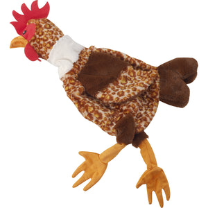 Skinneeez chicken toy for dogs
