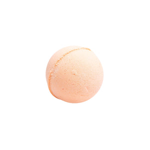 Citrus orange bath bomb