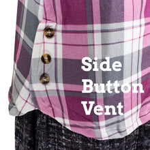 Side button vent