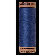 Cobalt blue thread