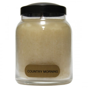 Country Morning candle