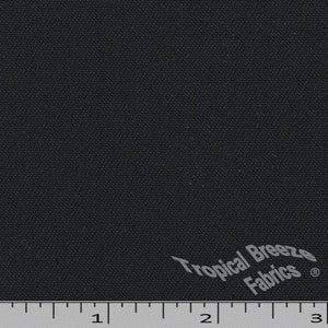 Black Twill fabric.
