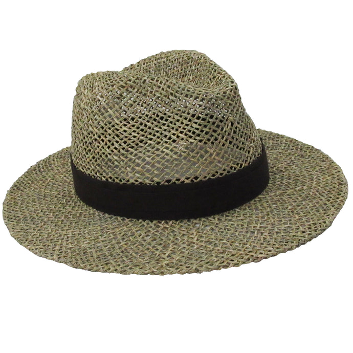 Men's Sea Grass Hat.