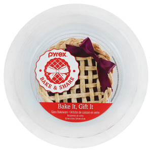 Pyrex 9.5 Inch Pie Plate 1085800