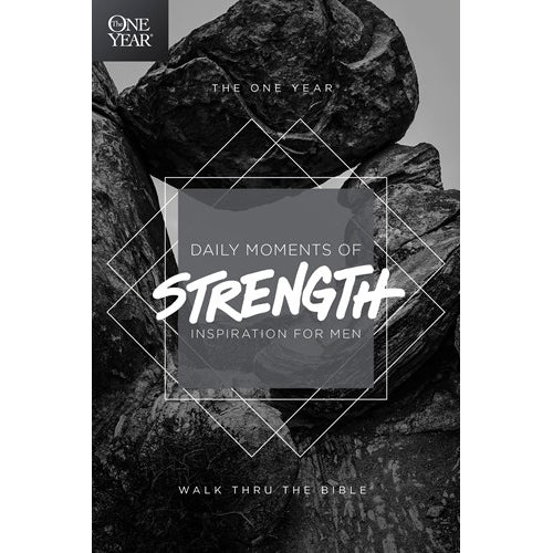 Daily Moments of Strength softcover book