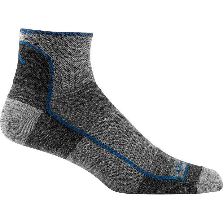 Men's Light Quarter Socks 1715