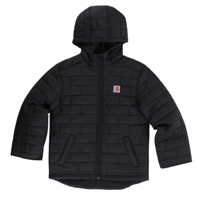 Carhartt Boy's jacket with hood.