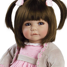 Sweet Cheeks doll with dark hair