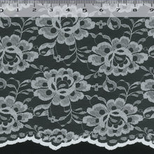 White Lace fabric by the yard.