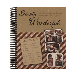 Simply Wonderful Cookbook
