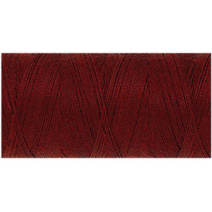 Elderberry dark red Mettler thread.