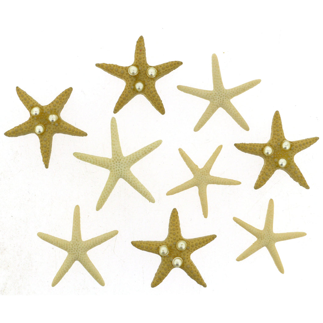 BUTTONS STARFISH WISHES