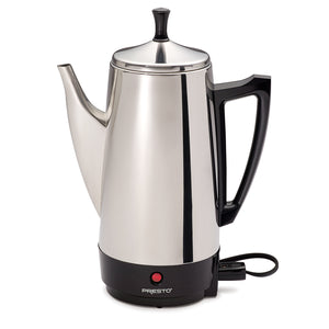 Coffee Maker 12 Cup Stainless Steel 02811