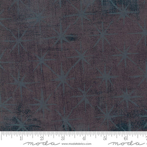 Gris Fonce Seeing Stars Moda quilt fabric