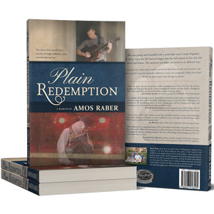 Plain Redemption Book by Amos Ramer