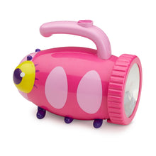 Pink bug eyed flashlight