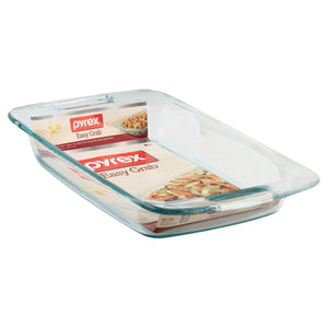Pyrex Easy Grab Oblong Baking Dish 3qt 1085782
