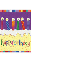 Happy Birthdy card.