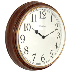 Westclox 15.5-inch Large Wall Clock