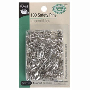 Dritz Assorted Safety Pins S-1460