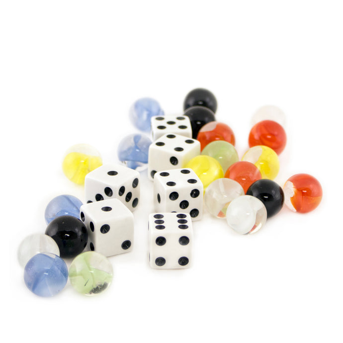 Marbles for Cat