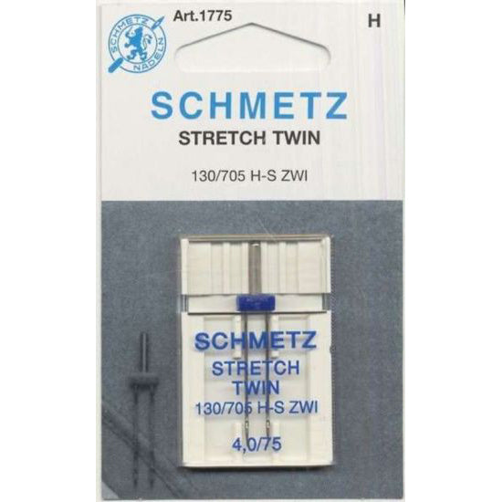 Schmetz twin needles