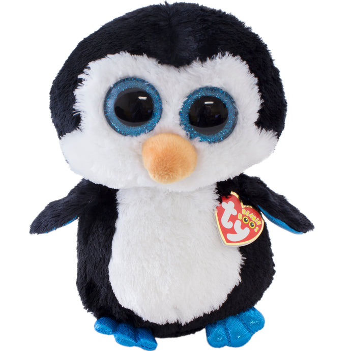 Beanie Boos Waddles the Penguin.