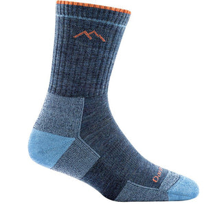 Darn Tough Hiker Micro Crew Women's Sock Denim