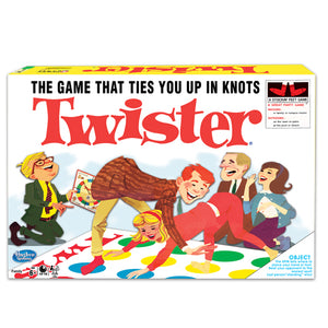 Hasbro Winning Moves Games Classic Game of Twister 1178