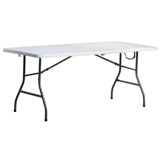 Fold-in-Half Folding Table 6-ft PA1108