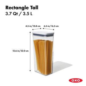 Rectangle Tall POP Container 11234400
