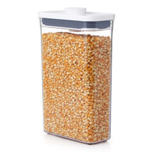 Slim Rectangle POP Container 11234800