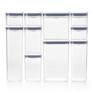 10 Piece POP Container Set 11236000