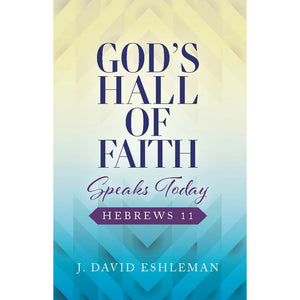 God's Hall of Faith book