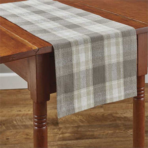 Weathered Oak table runner