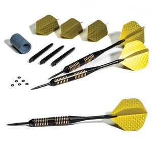Brass and Gunmetal Steel Tip Darts 54246, 54247