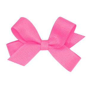 Hot Pink hair bow