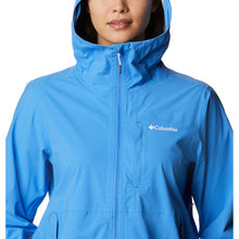 Harbor Blue waterproof jacket
