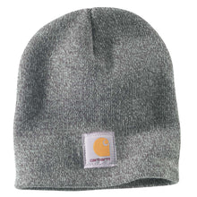 Heather gray beanie