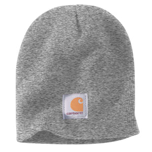 Heather Gray Carhartt hat