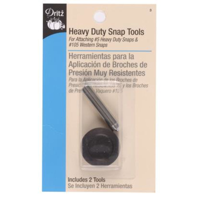 Heavy duty snap tools