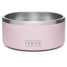 Ice Pink Boomer dog bowl