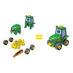 Build a Buddy Johnny Tractor toy for kids