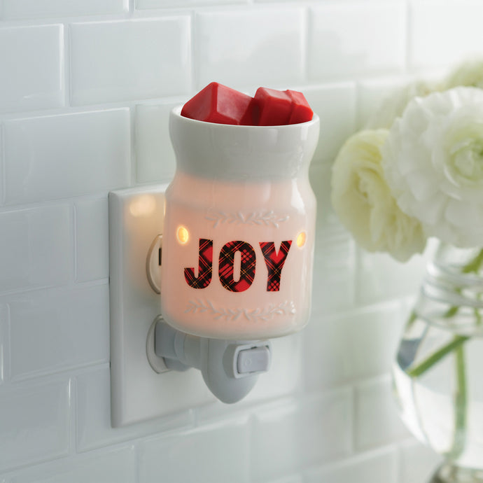 Joy Plug-in Wax Warmer PIJOY