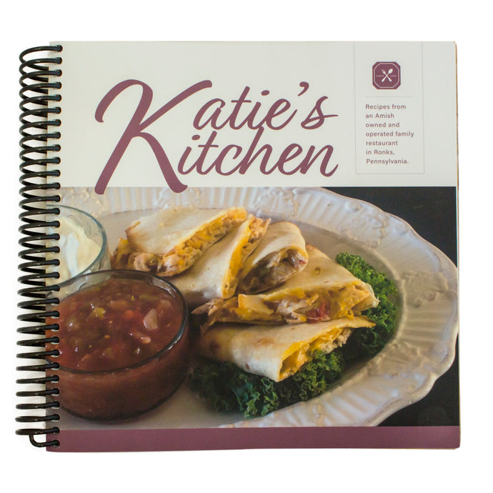 Katie's Kitchen cookbook