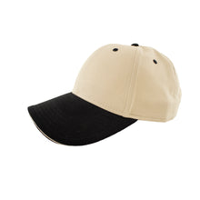 Brushed Cotton Twill Sandwich Visor Caps 23-430