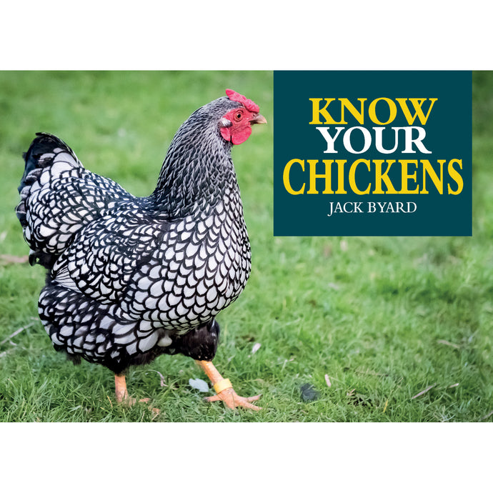 Know Your Chickens book
