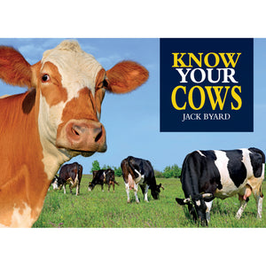 Know Your Cows book