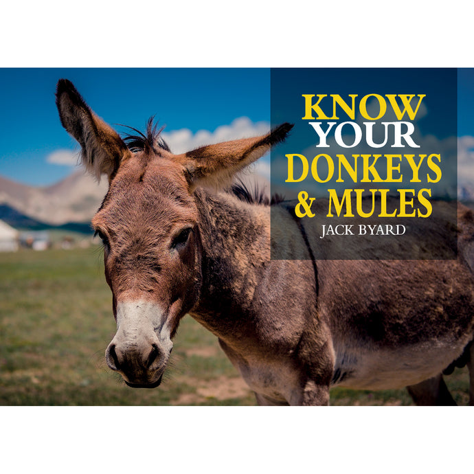 Book about donkeys and mules